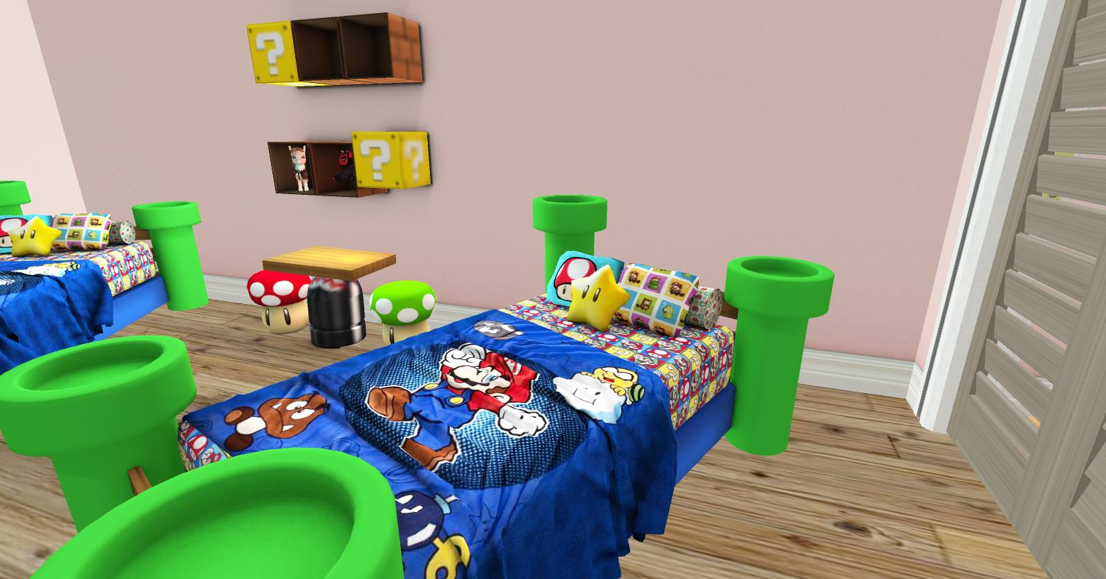 The adorable beds <33